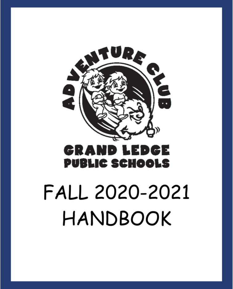 Tap here to read the Fall 2020-2021 Adventure Club Handbook