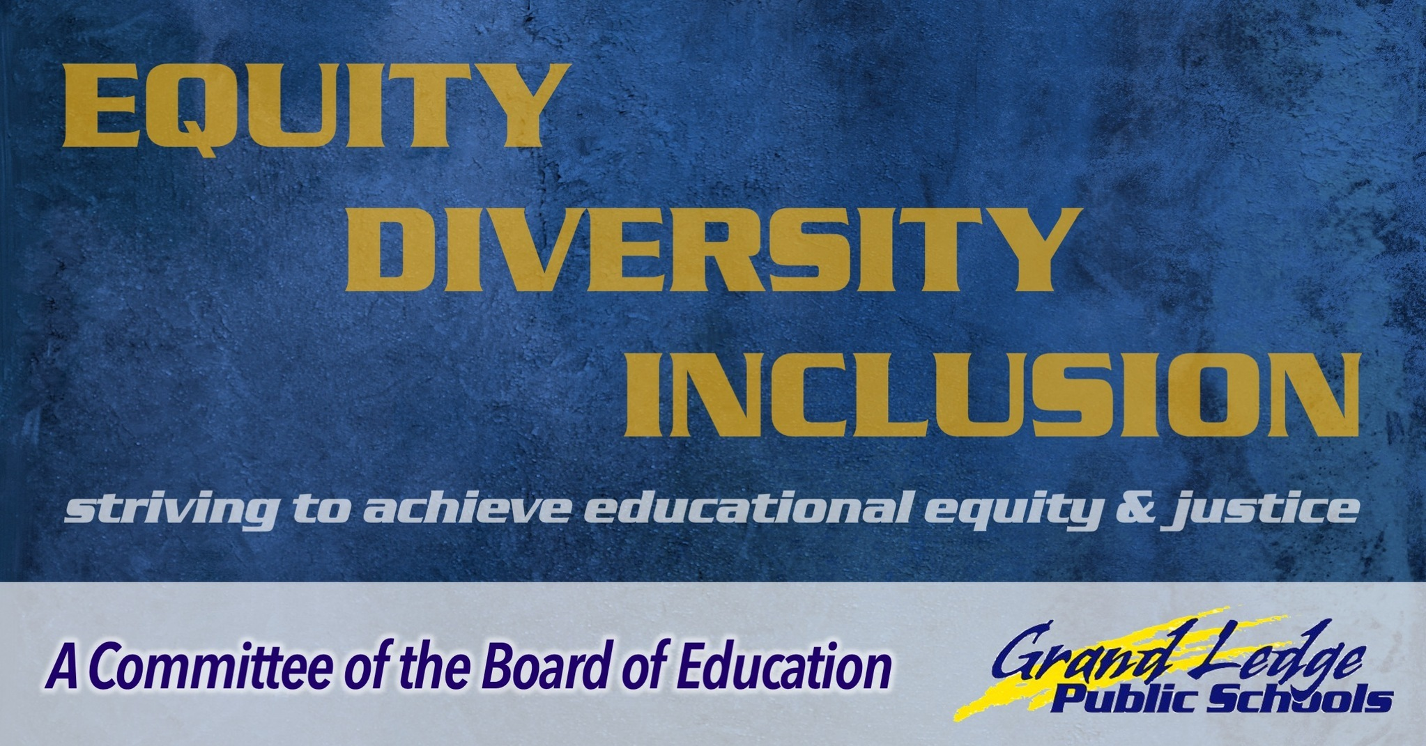 Equity, Diversity, and Inclusion Committee of the Board of Education