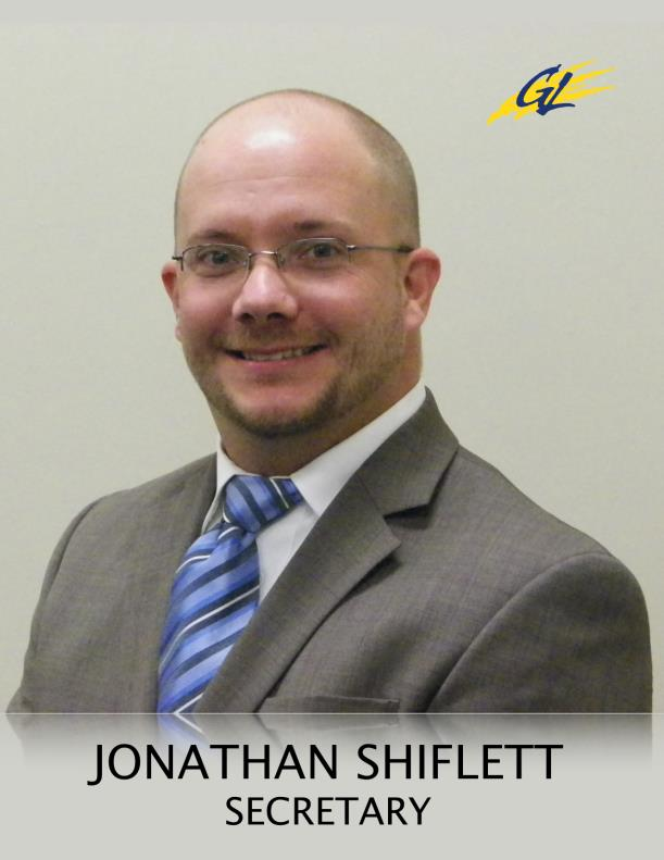 Jon Shiflett - Secretary 2017