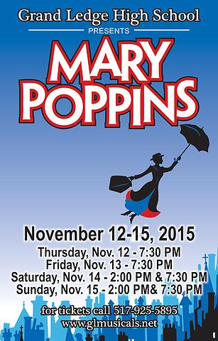 Mary Poppins 11-15 Flyer